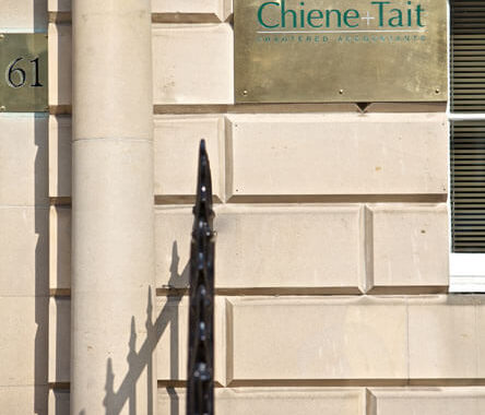 Chiene + Tait office front