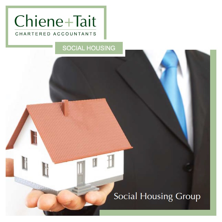 Social Housing brochure front cover