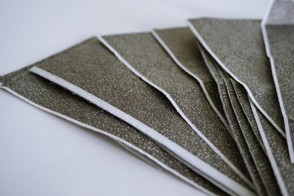 Carbon-covered payslips
