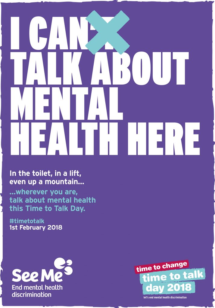 2018 Scrapping The Stigma Surrounding Mental Health Chiene Tait